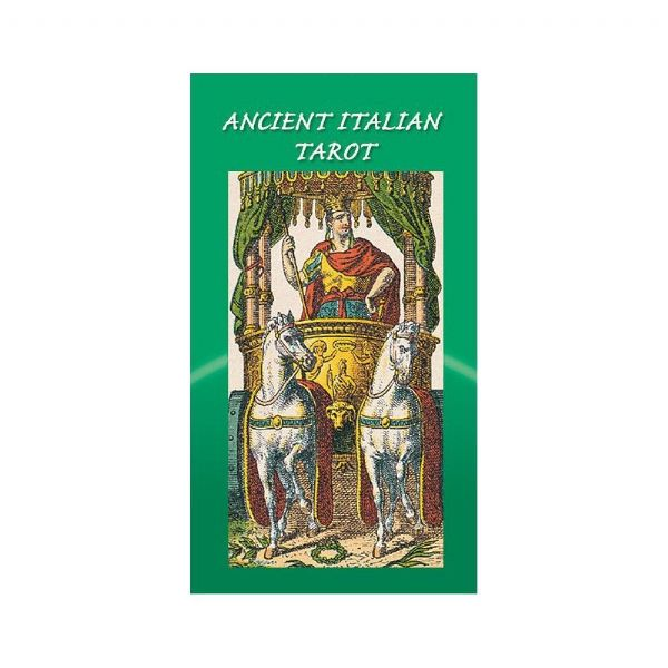 Ancient Italian Tarot 78 Cards Traditional Oracle Deck